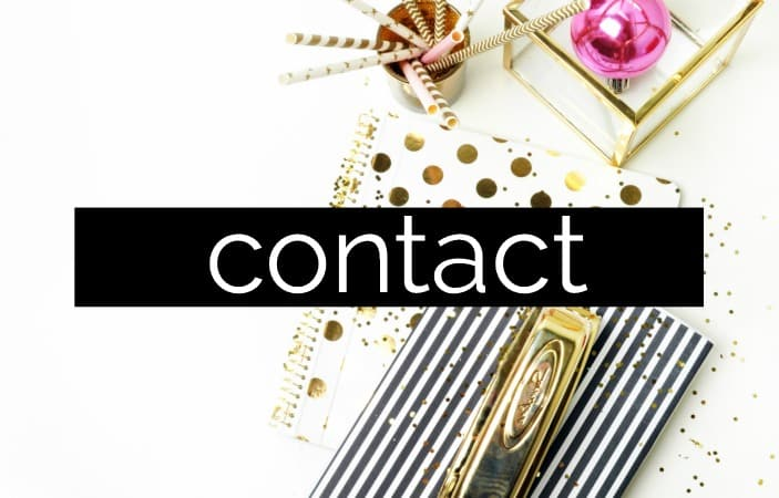 contact blog consultant consulting business mommy blogger mom boss small branding