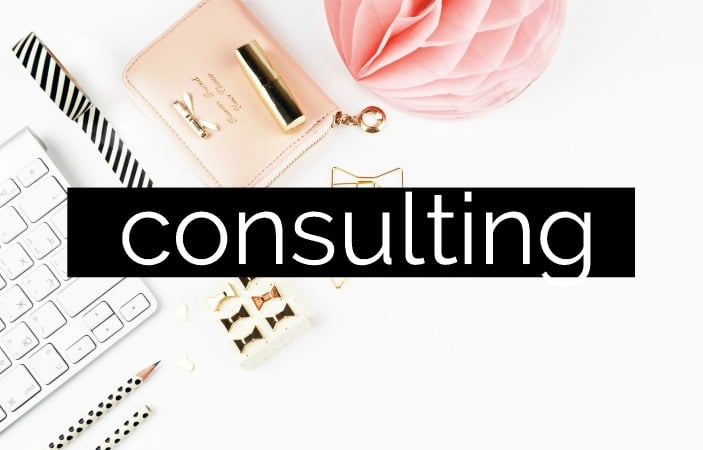 small business blogging consultant consulting blog branding