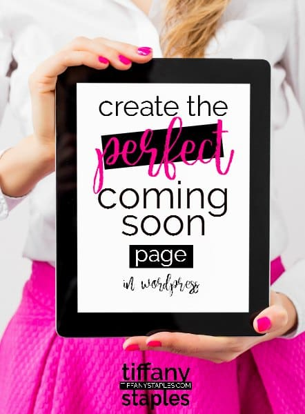 Create the Perfect Coming Soon Page in WordPress with this Step by Step Plugin Tutorial