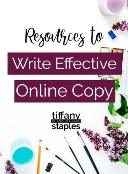Best resources for writing amazing effective online content and copy