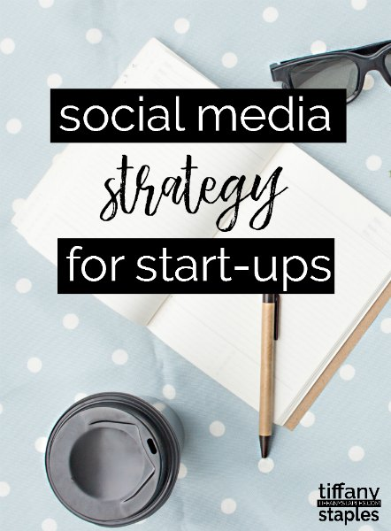 social media strategy for startups - the first thing you should do