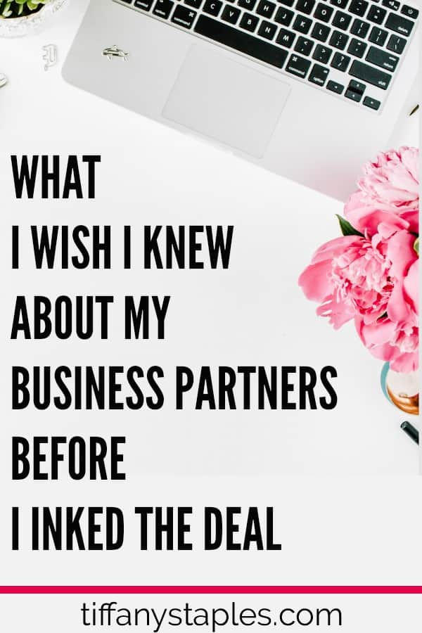 Know About Your Business Partners BEFORE You Engage