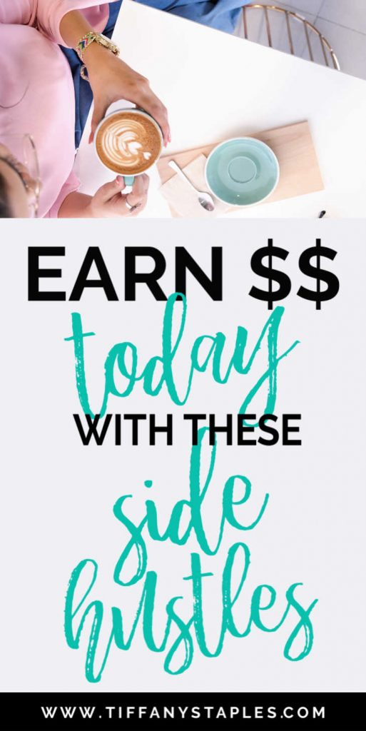 Best Side Hustles to Earn You Income Immediately